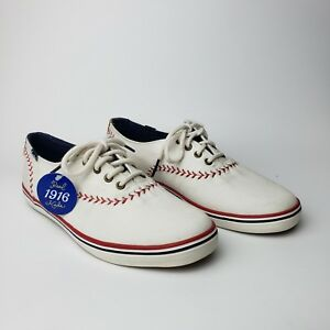 d669a73a875 Keds Ch Pennant Off White Size 6 New WF52476 44209929540