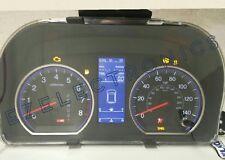2010 11 Honda CRV SE LX  Speedometer Cluster 78100-SWA-A512-M1 MPH AT 49K67K OEM