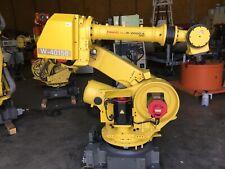 Fanuc R2000ia 165f Rj3ib Fanuc Robot Motoman Abb Kuka Welding Robot
