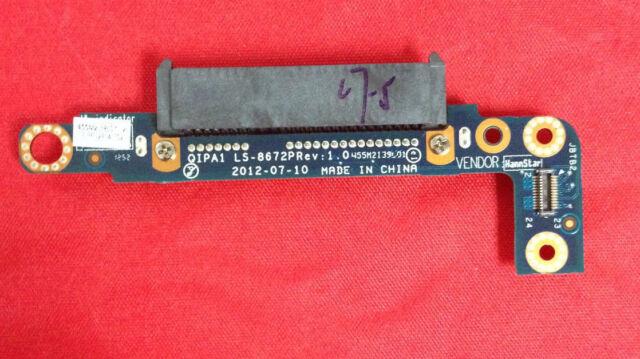 Lenovo ThinkPad Twist S230u SATA Hard Drive Connector Ls-8672p