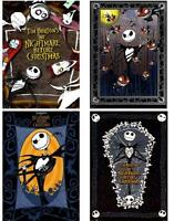 Nightmare Before Christmas Iron On T Shirt Pillowcase Fabric Transfer 2 4x5 Ea