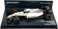 Minichamps Williams FW37 #19 Australian GP 2015 - Felipe Massa 1/43 Scale