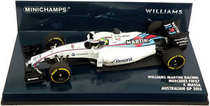 Minichamps Williams Fw37 N ° 19 Gp australien 2015 - Felipe Massa Échelle 1/43 4012138129726