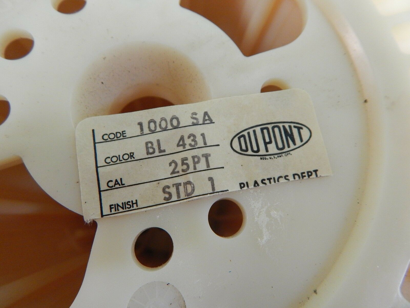 12.7LB Spool New Stren Monofilament  25 LB LB LB Test Clear Fishing Line (19,000 Yard) a88af3