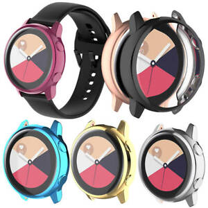 Full-Cover-Protective-Case-Shell-For-Samsung-Galaxy-Watch-Active-SM-R500-New