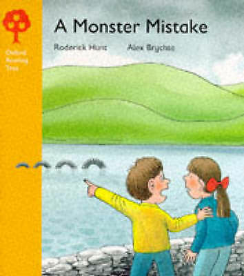 1 of 1 - Oxford Reading Tree: Stage 5: More Stories: Monster Mistake by Mr. Alex Brychta,
