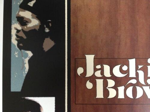 """Jackie Brown 17/""""x26/"""" movie poster print"""
