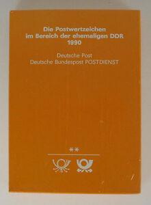 Die-Postwertzeichen-der-DDR-1990-neu
