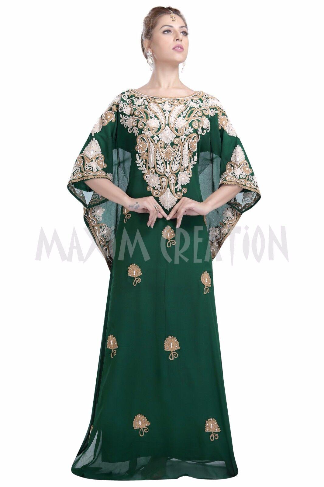 Daily Home Wear DUBAI MODERN FARASHA BY MAXIM CREATION Soft Gown FOR WOMEN 6047