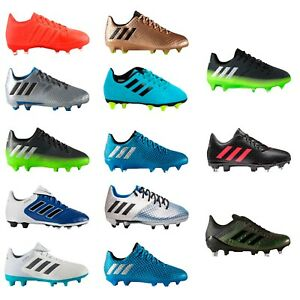Adidas-Football-Rugby-Bottes-Homme-Boys-Football-Crampons-Firm-Ground-Training