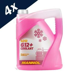 20L-Coolant-Antifreeze-G12-RED-Ready-Mixed-German-Hi-Spec