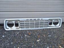 Dodge Truck Ramcharger Lil Red Express Grill Grille 77 78 OEM MOPAR
