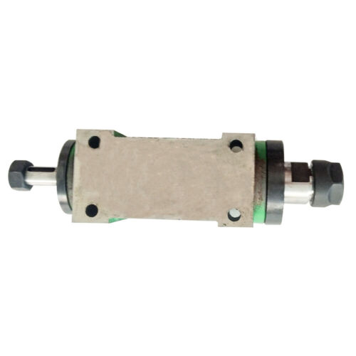 ER20//ER25 Power Head Boring Milling Spindle Head Unit 5000~6000rpm Cast Iron
