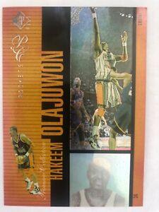 1996-HAKEEM-OLAJUWON-SP-PREMIUM-COLLECTION-CARD-PC15