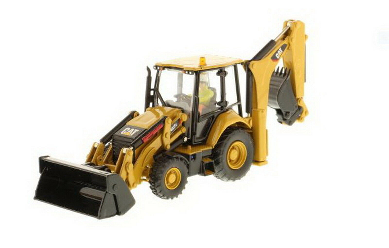 ordenar ahora 1 50 DM Caterpillar Cat 432F2 432F2 432F2 Side Shift Backhoe Loader Diecast Model  85249  artículos de promoción