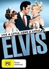Live A Little, Love A Little (DVD, 2007)