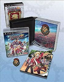 Legend of Heroes: Trails of Cold Steel -- Lionheart Edition (Sony PlayStation 3,