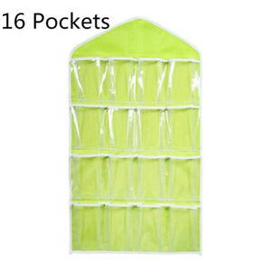 16-Pockets-Hanging-Shoe-Organizer-Over-the-Door-Storage-Bag-Holder-Rack-Closet