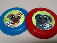 12 Puppy Dog Pals Mini Frisbees Birthday Party Favor, Treat Bags, Prizes Loot