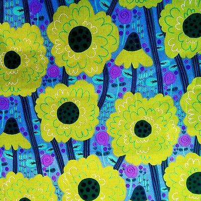 Free Spirit SAVERNAKE ROAD by Monica Forsberg Quilt Fabric 1 yd