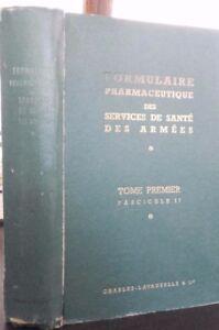 Forma Farmacéutica Las Servicio De Salud Las Ejércitos T. 1 Fascilcule II ABE