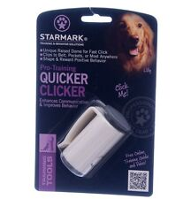 Pro Training Quicker Clicker for Dog - Shape and reward positive behavior