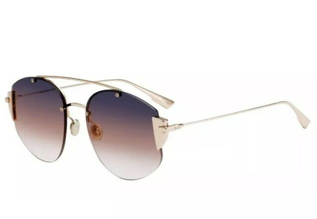 683f095b1f42 Christian Dior Stronger DDB FF Sunglass Gold Copper Grey Fusia Gradient Lens