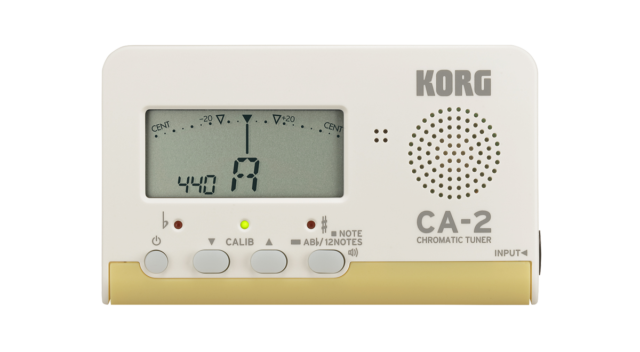 Korg CA-2 Portable Chromatic Tuner