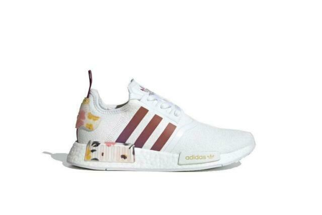 Size 9.5 - adidas NMD R1 x Her Studio London Floral Print 2020