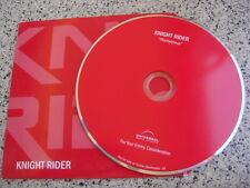 "KNIGHT RIDER Emmy DVD 1 Episode ""Prometheus"" Voice Val Kilmer Justin Bruening"