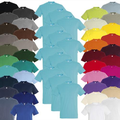 da imperiali Confezione Oversize girocollo magliette Tshirt Unisex Top 12 Sol di New Awtt7d