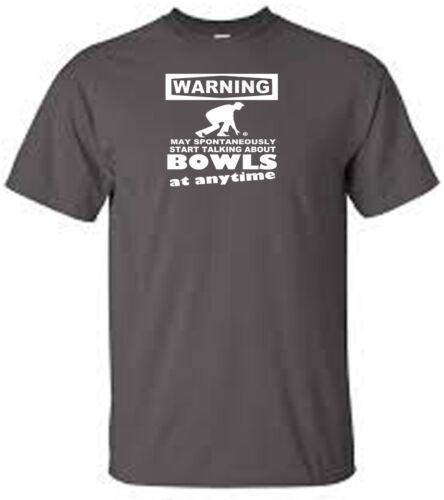 bowls lawn green bowling novelty t shirt