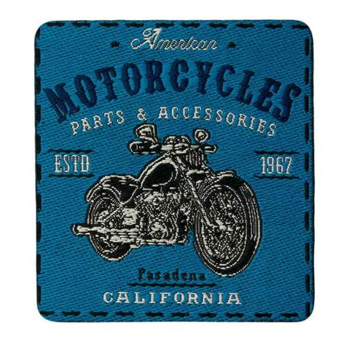 Aufbügler aufbügelmotiv Patch ^ Biker Patch ^ Adler ^ Patch motocicleta nuevo