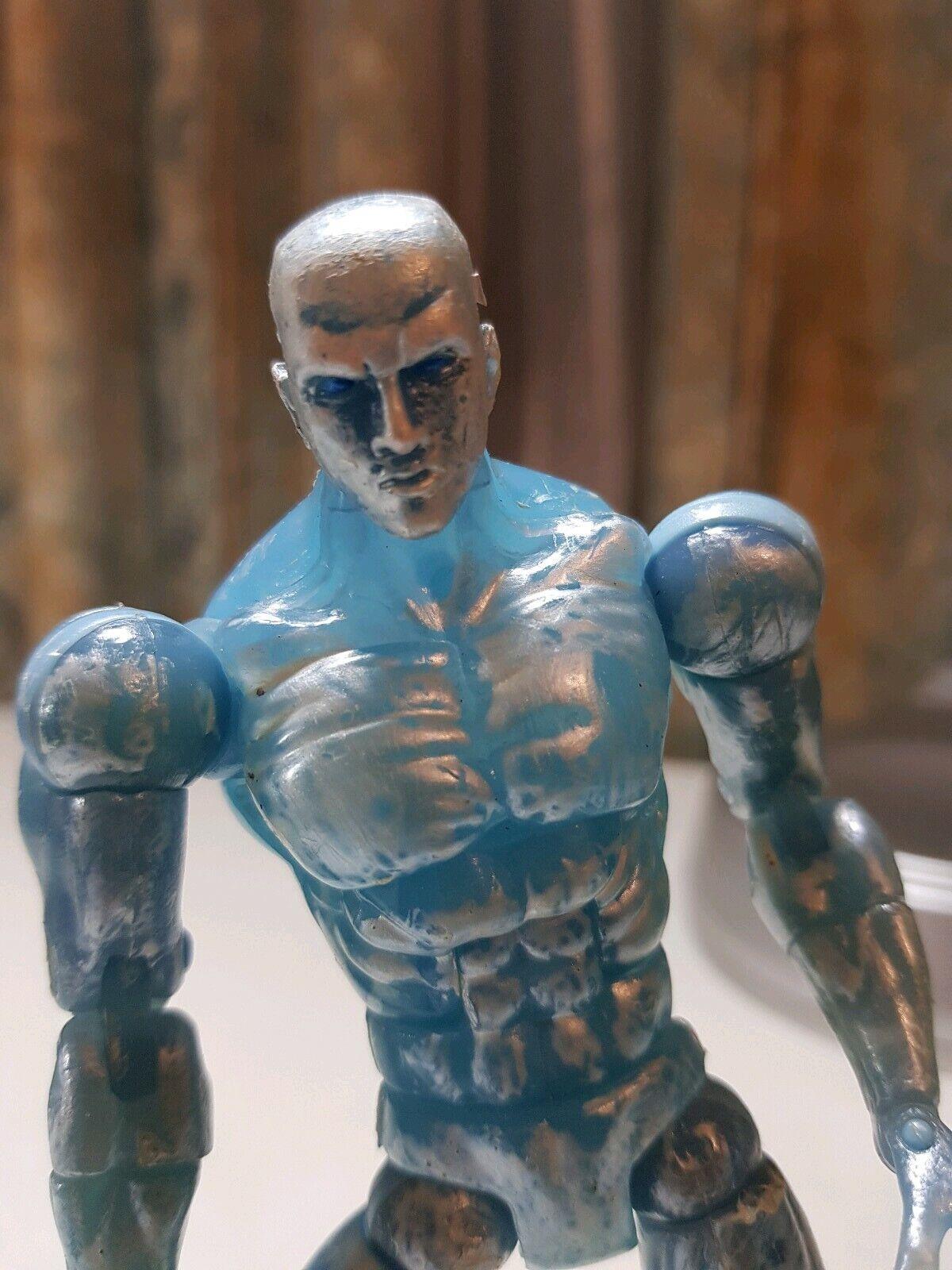 Marvel Legends X-Sie Classics Iceman Figure