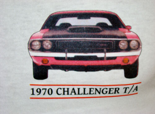 DODGE CHALLENGER T//A 1970 Short Sleeve