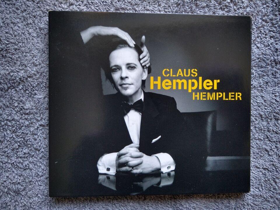 Claus Hempler: Hempler, rock