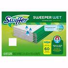 Swiffer Sweeper Wet Pad Refills Cloths Open Window Fresh Scent - 60 Count