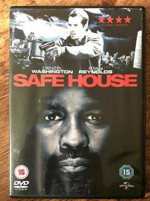 Watch Safe House 2012 HD Online