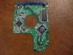 WD SATA 2.5 PCB 2061-701450-Z00 AK WD1200BEVS-22RST0
