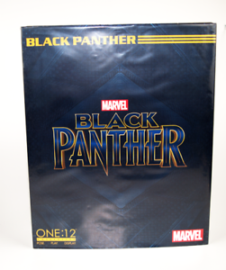 Mezco-One-12-Black-Panther-1-12-Scale-T-039-Challa-Collective-6-034-Figures-Brand-NEW