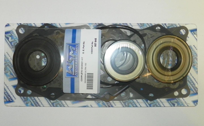 Komplett Kawasaki 1200 Stx-R Ultra 150 150 Ultra Wsm 007-645 27e7fc