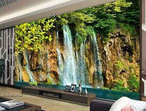 Home 3D Wallpaper Bedroom Mural Roll Modern Forest