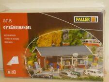 FALLER 130155 Getränkehandel Bausatz H0