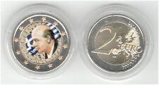 Greek Commemorative coin 2016 Dimitri Mitropoulos 120. Birthday COLOUR