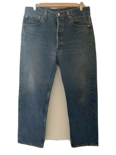 Levis 501 Made In USA