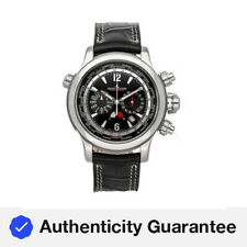 Jaeger-LeCoultre Master Compressor World Chrono Auto Steel Mens Watch Q1768470