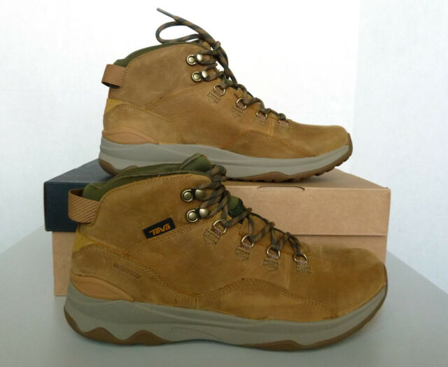 c920cd31456 New Men`s Teva Arrowood Utility Mid Hiking Boots Waterproof 1017168