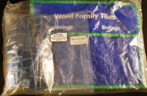 Really-Good-Stuff-Word-Family-303-Tiles-for-Overhead-New-Sealed-Teacher-Supply