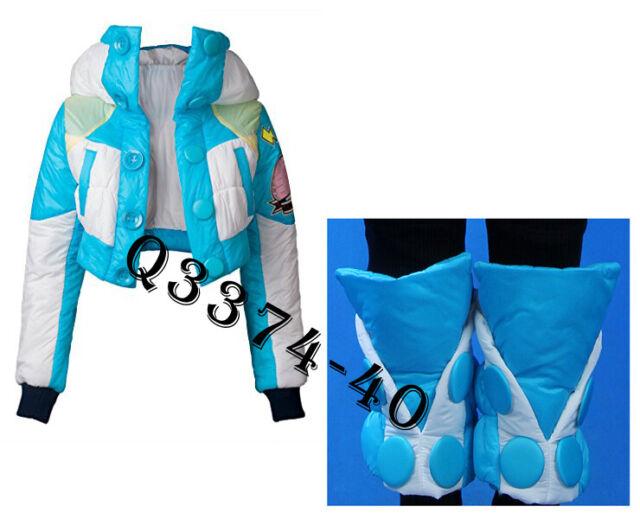 Athemis Dramatical Murder Seragaki Aoba Coat Custom Made Anime Cosplay Costume