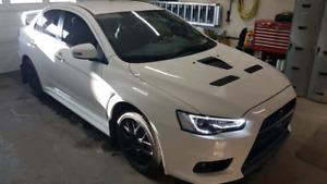 2015 Mitsubishi Evolution X GSR